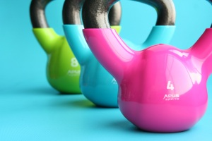 Protein - weight dumbels