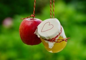 apple-apple-compote-jar-garden-162729