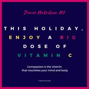 DN101 - this holiday, enjoy a big dose of vitamin C