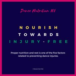 dn101 - nourish towards injury-free