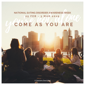 National ED awareness week 2019
