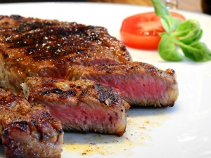 picture of a steak